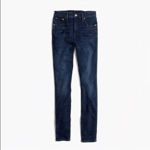 """Madewell 10"""" High-Rise """"Hayes"""" Jeans 23 NWT"""